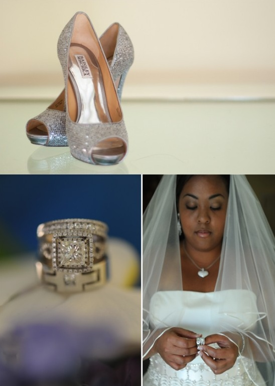 Cayman Islands Real Wedding ::  Kim and Kenyetta