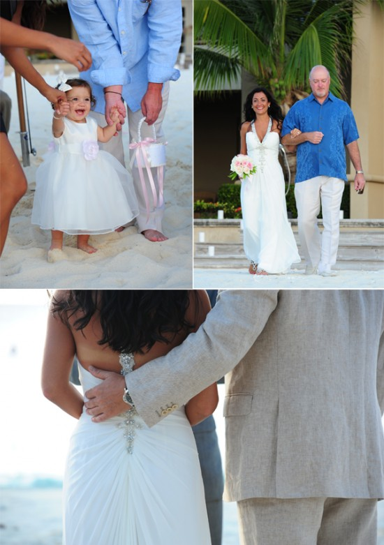 Cayman Islands Real Wedding ::  Lisa and Mark