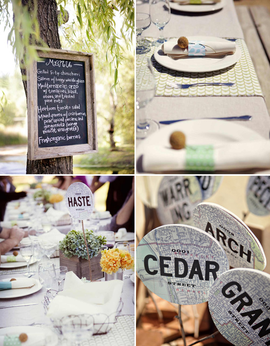 Rustic Wedding From First Comes Love Photography