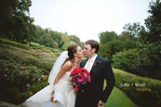 Julie + Brett | Forth Worth Wedding