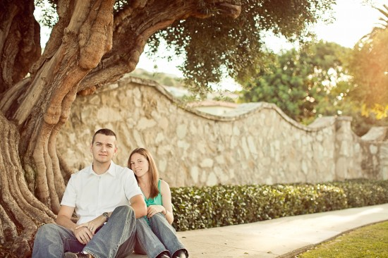 San Pedro Engagement Photographer {Eric and Emily}