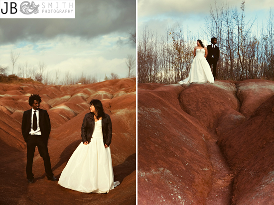 Sylvia + Mike | Post-Wedding Portraits, Toronto, Canada