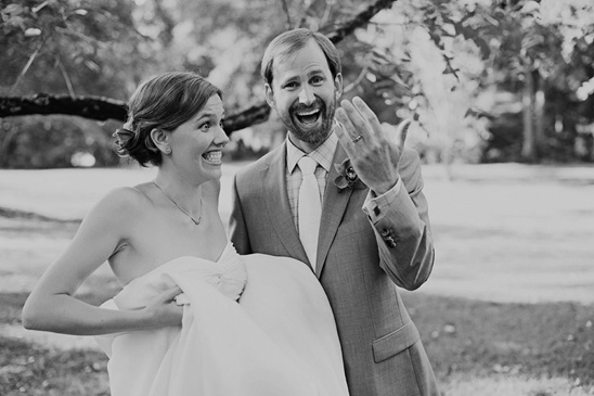 Rustic Outdoor Wedding From The Reason Photography