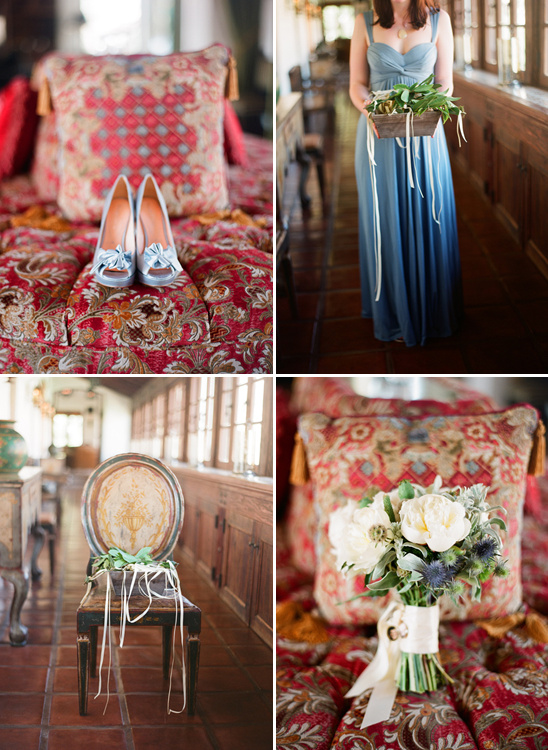 Hummingbird Nest Ranch Wedding By Elizabeth Messina Part I