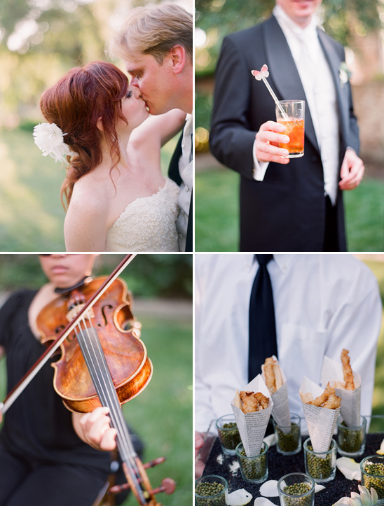 Hummingbird Nest Ranch Wedding By Elizabeth Messina Part II