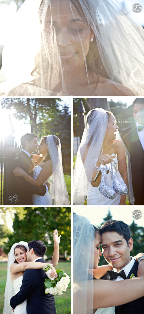 A New Jersey Wedding by E. Leigh Photography