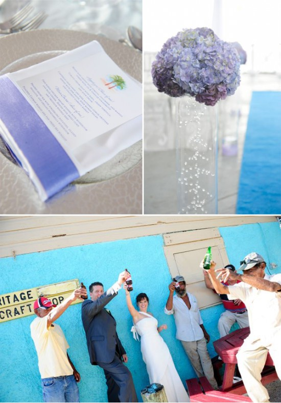 Cayman Islands Real Wedding ::  Abigail and Joseph