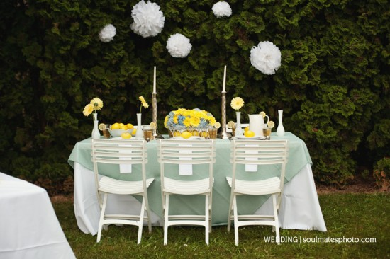 Yellow lemon wedding details - Soul Mates Photo