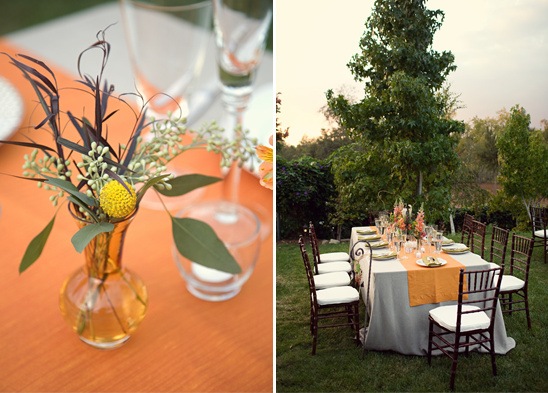 Yellow Wedding Ideas From Mathieu Photography