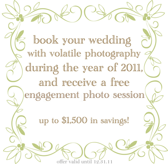 FREE Engagement Sessions!