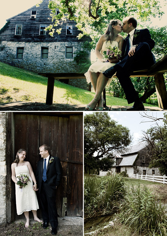 West Virginia Country Wedding