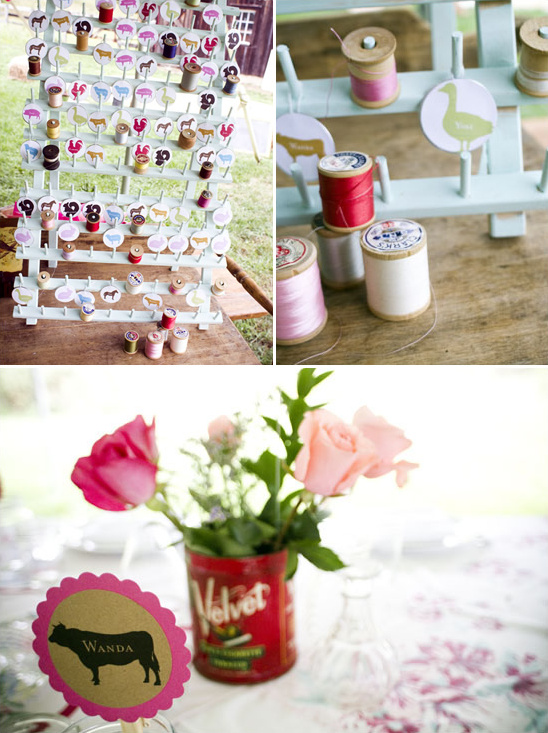 Vibrant DIY Catskills Wedding