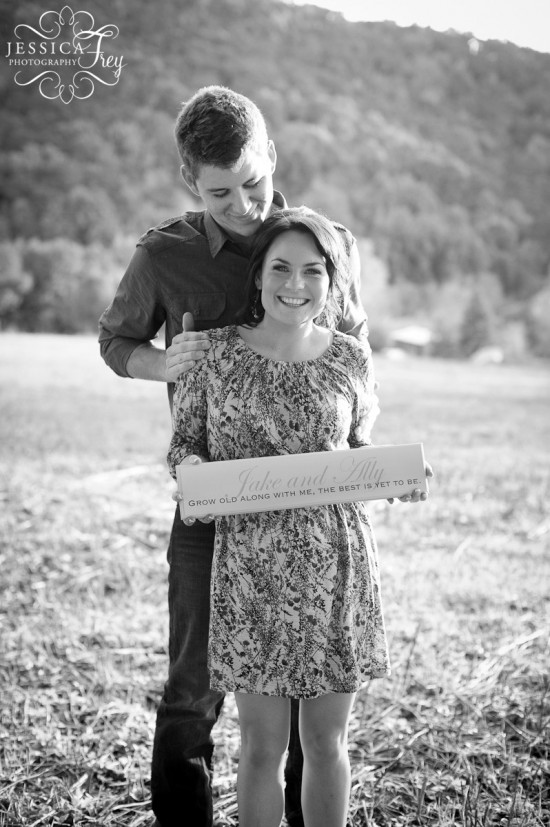 Paso Robles Engagements: Jessica Frey Photography