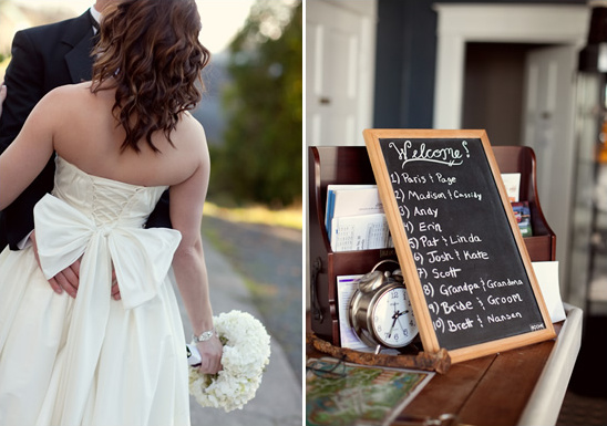 Pacific Northwest Wedding by Sara Gray Photography