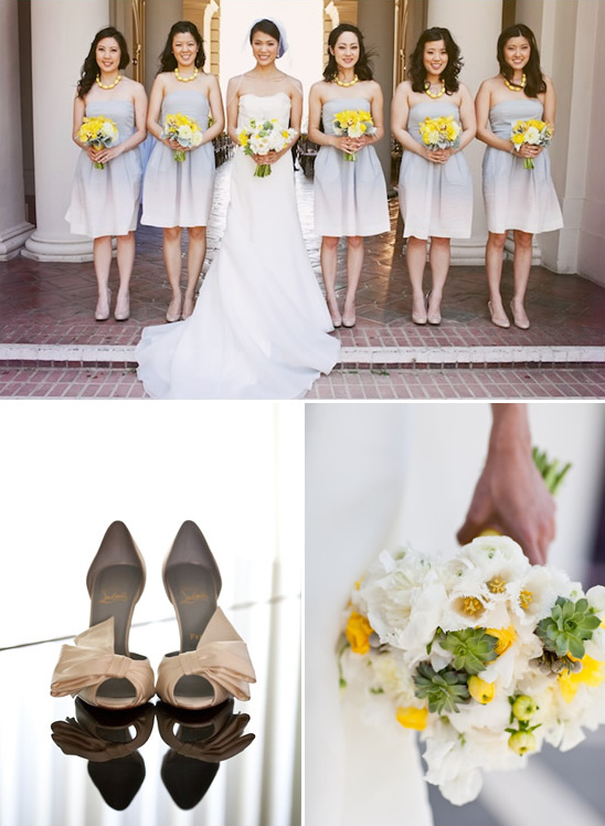 A Succulent Wedding By Love & Splendor