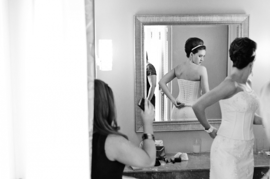 Dallas Crescent Hotel Wedding Dress