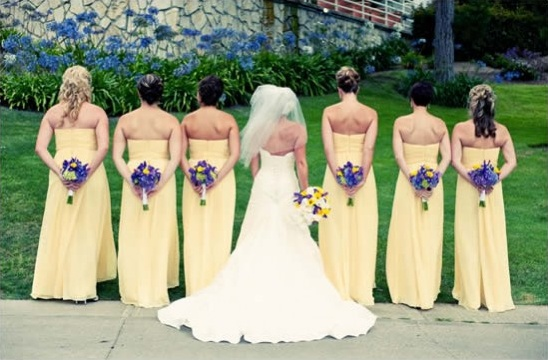 Yellow and purple wedding ideas from lvl events mightylinksfo