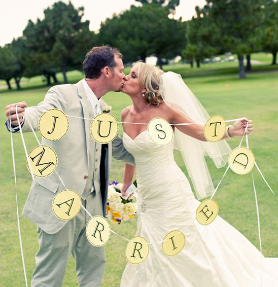 Yellow And Purple Wedding Ideas From LVL Events
