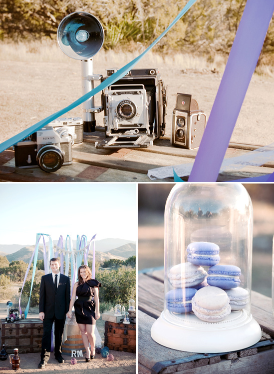Lilac Engagement Session From Krista Mason Photography