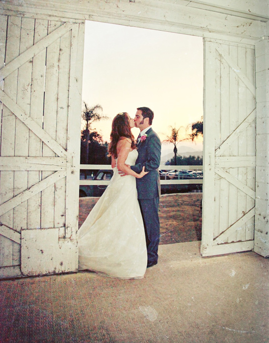 Pink and Pretty Wedding at the Condor's Nest Ranch
