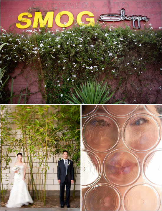 Smog Shoppe Wedding By So Happi Together