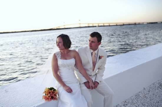 Valia and Mike, fall in newport.