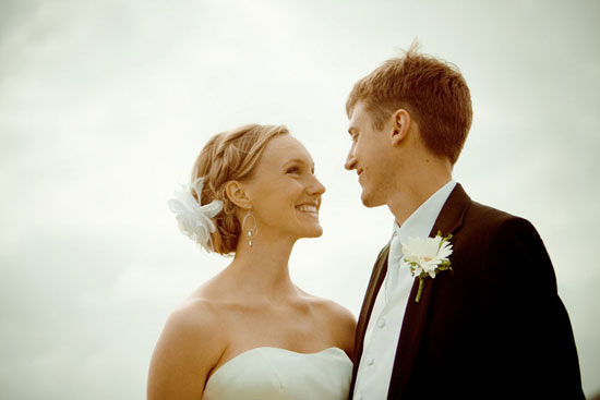 Bride and Groom #1