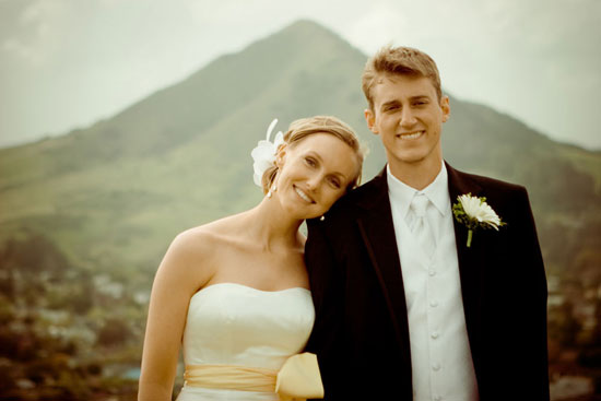 Bride and Groom #2