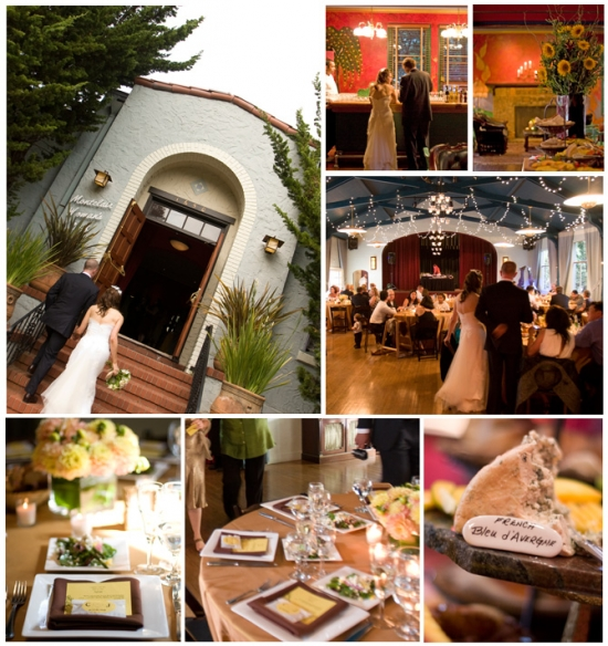 I Do Venues: Montclair Women's Cultural Arts Club in Oakland