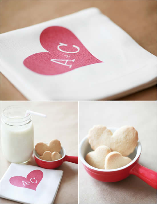 Do It Yourself Valentine Cookies