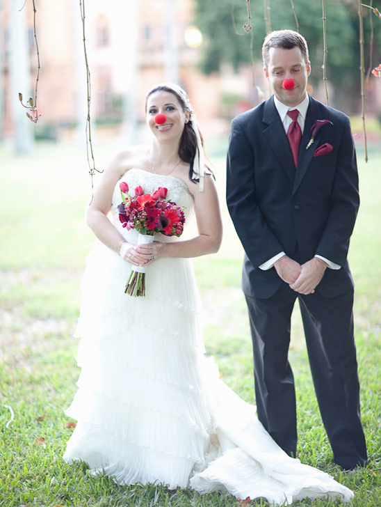 Circus Inspired Wedding From Jessica Lorren Organic Photography