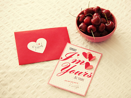 -- 'I'm Yours'....A Valentine Story