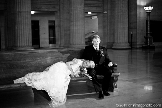 Sadye+Simon - A Wedding at Salvatore's in Lincoln Park - Chicago Wedding Photography