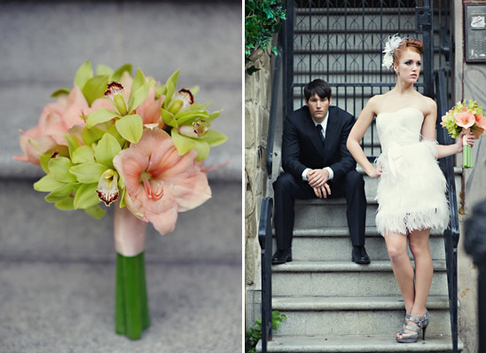 60's wedding inspiration from Robert & Kathleen Photographers
