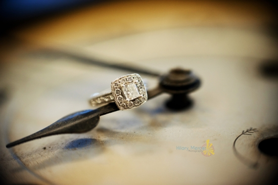 An Antique Engagement Session | Raleigh, NC Wedding Photographer