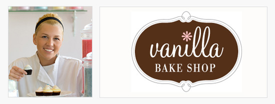 Vanilla Bake Shop, Southern California Cake Studio