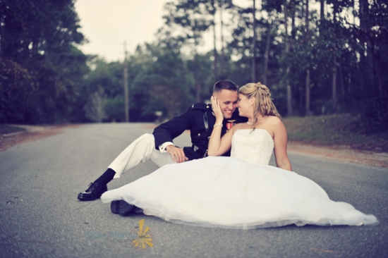 A Marine Wedding | Pensacola, FL Wedding Photography