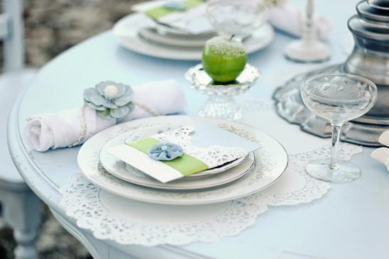 Green Apple Wedding Ideas From Of My Affection