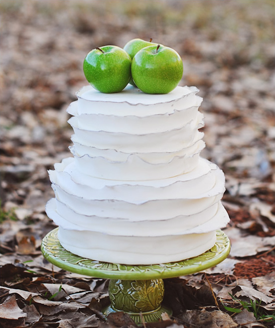 Apple Green Wedding Invitations: Green Apple Wedding Ideas From Of My Affection