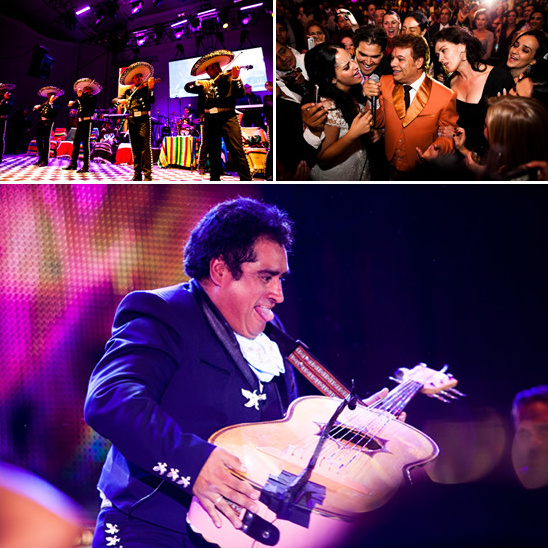 Mexico City Wedding From Aaron Shintaku and a concert by Juan Gabriel