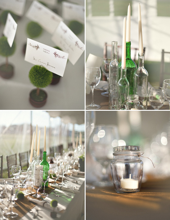 Rustic White Wedding By No Eye Has Seen Photography