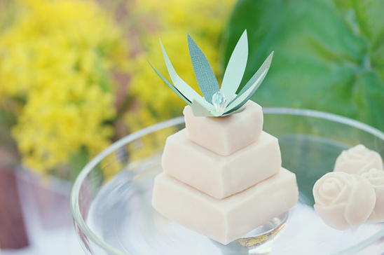 Do It Yourself Lotus Flower Cake Topper