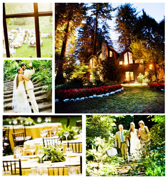 I Do Venues: Nestledown in Los Gatos