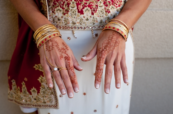 Pooja + Jon {Leigh Webber Photography}