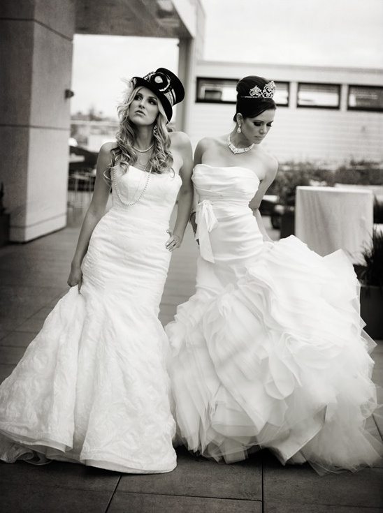 Coco chanel wedding inspiration from couture events for Coco chanel wedding dress