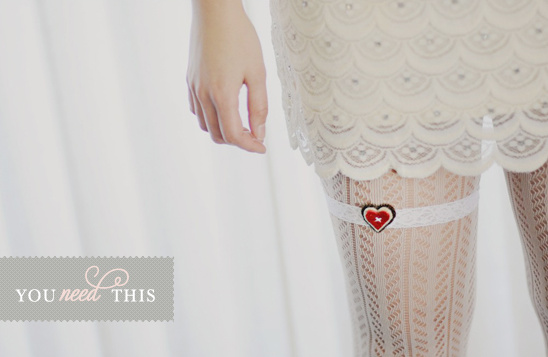 You Need This Garter from Pixel and Hank