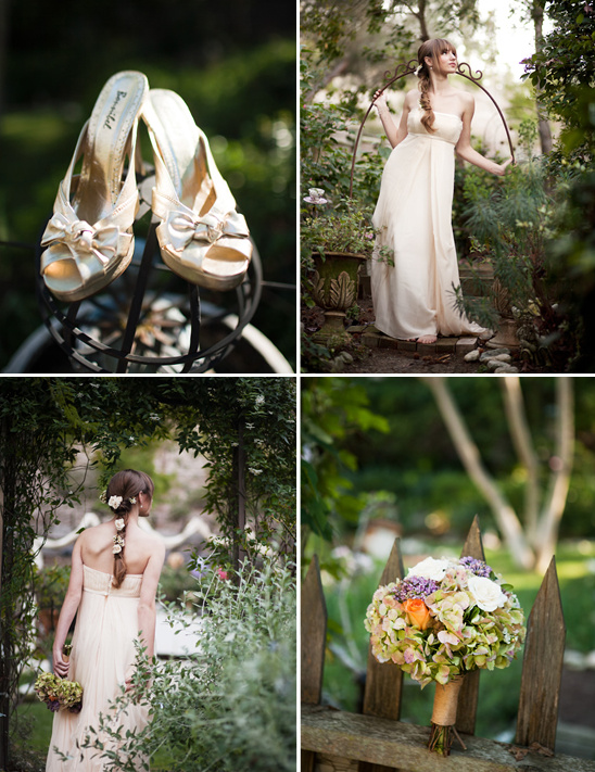 Disney's Tangled Wedding Inspiration From Smetona Photo