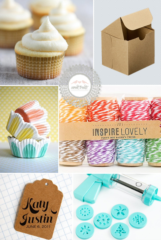 Sweet Treats + 20 Minute Wedding Favors