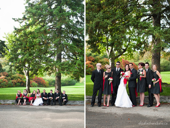 Wedding Photo: couple married in Ottawa, Ontario, Canada