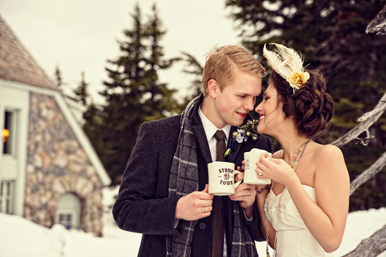 Luxurious Winter Wedding Ideas